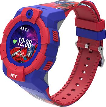 Детские часы с GPS поиском JET KID Transformers Optimus Prime