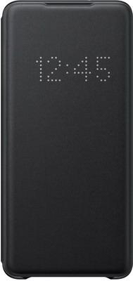 Чехол (флип-кейс) Samsung S20plus (G985) LED-View black EF-NG985PBEGRU аксессуар чехол samsung galaxy note 8 led view cover gold ef nn950pfegru
