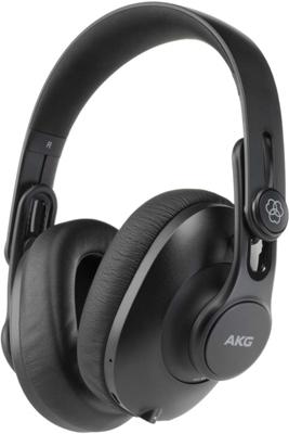 Беспроводные наушники мониторные AKG K361-B (K361BT) наушники akg k361 3 5 мм накладные черный
