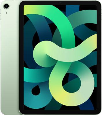 Планшет Apple 10 9-inch iPad Air (2020) Wi-Fi 256 GB зеленый (MYG02RU/A)