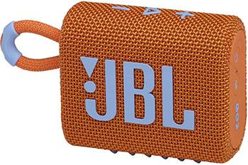 Портативная акустика JBL GO3 ORG оранж