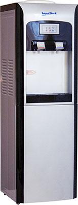 Кулер для воды Aqua Work YLR1-5-V90 (серебристый/черный) кулер для воды aqua work ylr1 5 v90 серебристый черный