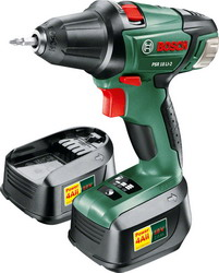 Дрель-шуруповерт Bosch PSR 18 Li-2 (060397330 H) цены онлайн