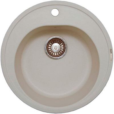 Кухонная мойка LAVA R.2 (LATTE белый)