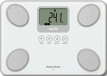 Весы напольные TANITA BC-731 White цены