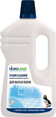 Средство для мытья полов NORDLAND 391619 бытовая химия ева