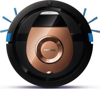 лучшая цена Робот-пылесос Philips FC 8776/01 SmartPro Compact