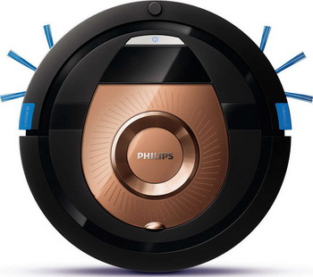 цена на Робот-пылесос Philips FC 8776/01 SmartPro Compact