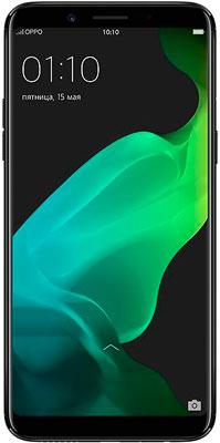 Смартфон OPPO F5 4/32GB черный смартфон oppo a5s black mtk mt6765 3gb 32gb 6 2
