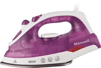 Утюг Maxwell MW-3042 напольные весы maxwell mw 2667