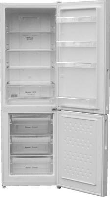 Фото - Двухкамерный холодильник Kenwood KBM-1855 NFDGW подставка для ножей универсальная samura металл kbm 100 kbm 100 k kbm 100y
