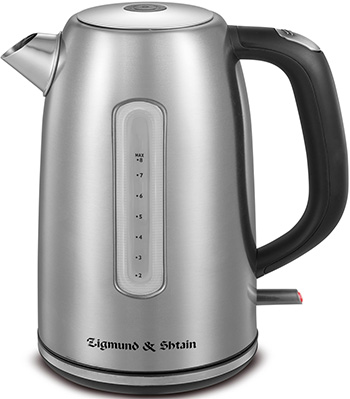 Чайник электрический Zigmund & Shtain KE-719 У1-00163845 цена и фото