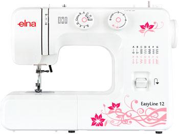 Швейная машина ELNA EasyLine 12 швейная машина elna excellence 680