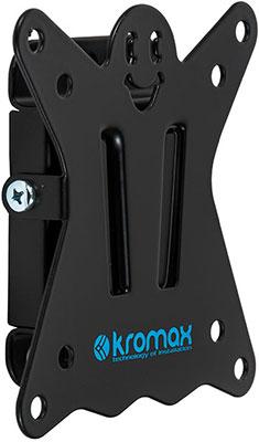 Фото - Кронштейн для телевизоров Kromax CASPER-100 BLACK кронштейн для телевизоров kromax flat 5 black