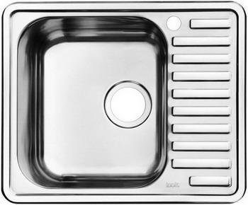 Фото - Кухонная мойка Iddis Strit Глянцевый хром STR58SLi77 strit str96pci77