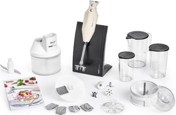 Фото - Погружной блендер Bamix Baking M200 Cream погружной блендер bamix baking m200 cream