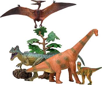 Динозавры и драконы Masai Mara MM206-025 для детей серии ''Мир динозавров''