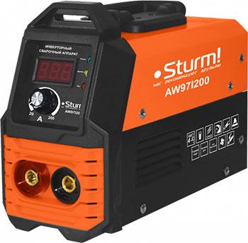 Сварочный инвертор Sturm AW97I200