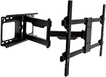 Фото - Настенный кронштейн Arm media для LED/LCD телевизоров PARAMOUNT-60 black кронштейн arm media paramount 40 до 50кг black
