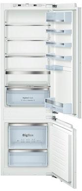 Встраиваемый двухкамерный холодильник Bosch KIS 87 AF 30 R встраиваемый двухкамерный холодильник bosch kin 86 vs 20 r