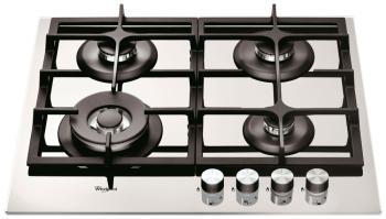 Встраиваемая газовая варочная панель Whirlpool, GOA 6425 WH, Италия  - купить со скидкой