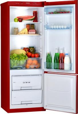Двухкамерный холодильник Позис RK-102 рубиновый