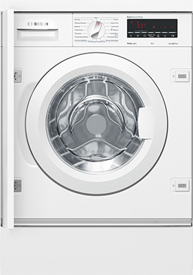 Встраиваемая стиральная машина Bosch WIW 28540 OE цена и фото