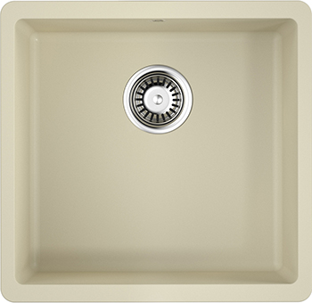 Кухонная мойка Omoikiri Kata 44-U-BE Artgranit/ваниль (4993401)