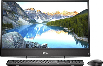 Моноблок Dell Inspiron 3277 (3277-7264) partaker embedded linux thin client x3 with dual core 1 5ghz pc station rdp 7 1