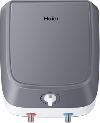 Водонагреватель накопительный Haier ES 10 V-Q1(R) белый/черный водонагреватель накопительный haier es 80 v d1 r