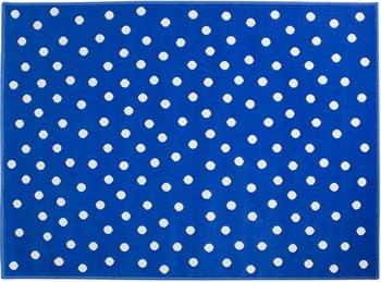 Ковер Lorena Canals Горошек Dots Blue (синий) 120*160 A-DOT-BM шлепанцы мужские fila ultratouch slide цвет черный синий s19fflsp006 bm размер 43