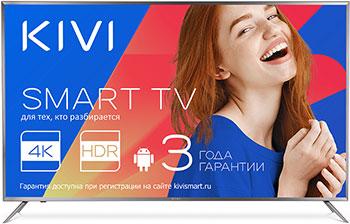 Фото - 4K (UHD) телевизор KIVI 50 UR 50 GR кеды мужские vans ua sk8 mid цвет белый va3wm3vp3 размер 9 5 43
