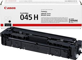 Картридж Canon 045 Bk H 1246 C 002 цена