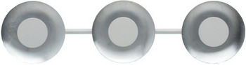 Светильник точечный DeMarkt Галатея 452024703