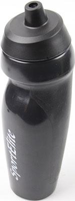 Бутылка спортивная Sport Elite 600 мл черный В-400 бутылка спортивная sport victory nutrition цвет белый черный прозрачный 750 мл
