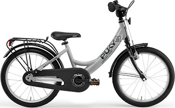 Велосипед Puky ZL 16-1 Alu 4230 grey серый no name для tower 3 диаметр 8 5 alu 2шт 9 5 alu 1шт 9535 0311