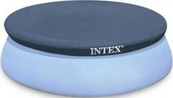 Тент Intex Easy Set 396см (выступ 30см) 28026 цена и фото