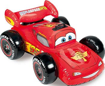 Надувная машина Intex Ride On Тачк'' 57516 надувная игрушка наездник intex краб 213х137см 57528