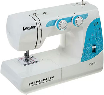 Швейная машина Leader VS 379 швейная машина leader vs 318 4640005570144