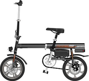 Электровелосипед Airwheel R6-BLACK-244.2WH стоимость