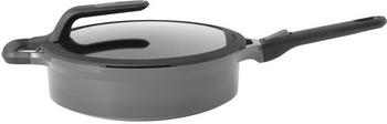 Сотейник Berghoff Gem grey 2307421 сотейник berghoff gem с крышкой диаметр 24 см 2307303