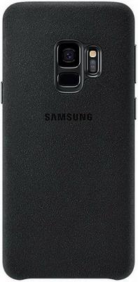 Чехол (клип-кейс) Samsung S9 (G 960) Alcantara Cover black EF-XG 960 ABEGRU цена и фото