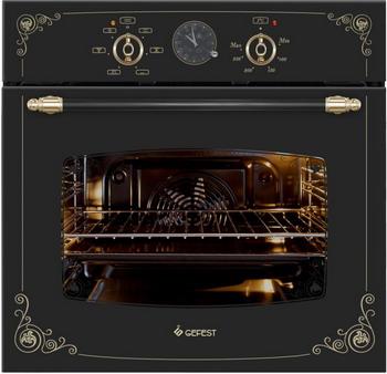 Фото - Встраиваемый электрический духовой шкаф GEFEST ЭДВ ДА 602-02 К93 электрический шкаф gefest эдв да 602 02 к55 кремовый