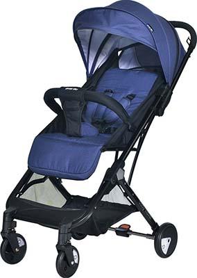 Коляска прогулочная Everflo Baby travel E-330 jeans ПП100004237