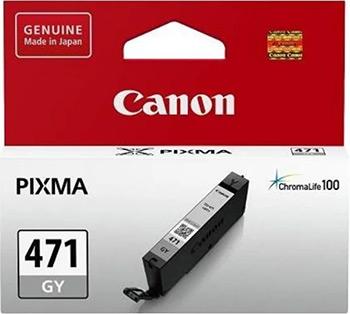 Фото - Картридж Canon CLI-471 GY 0404 C 001 Серый утюг braun si 3054 gy