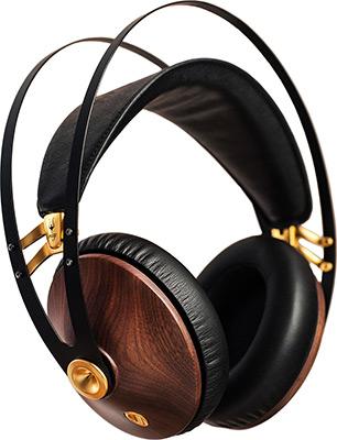 Фото - Накладные наушники Meze 99 CLASSICS WALNUT GOLD орехзолото полочная акустика odeon audio orfeo walnut root