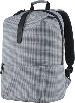 Рюкзак Xiaomi Mi Casual Backpack (Grey) ZJB4056CN рюкзак для ноутбука 15 6 thule lithos backpack tlbp 116 синий