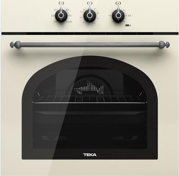 Встраиваемый электрический духовой шкаф Teka HRB 6100 VNS SILVER 111010009 цена