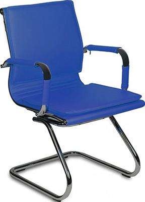 Фото - Кресло Бюрократ CH-993-Low-V/blue синий кресло бюрократ ch 993 low v ivory