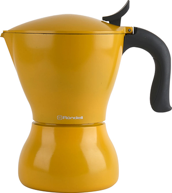 Гейзерная кофеварка Rondell.